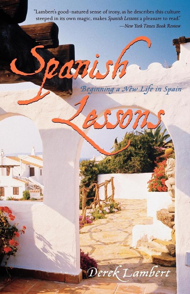 Spanish Lessons als Taschenbuch