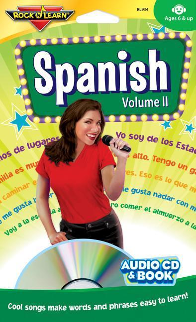Spanish Vol. II [With Book(s)] als Hörbuch
