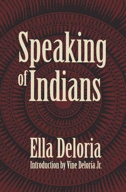 Speaking of Indians als Taschenbuch