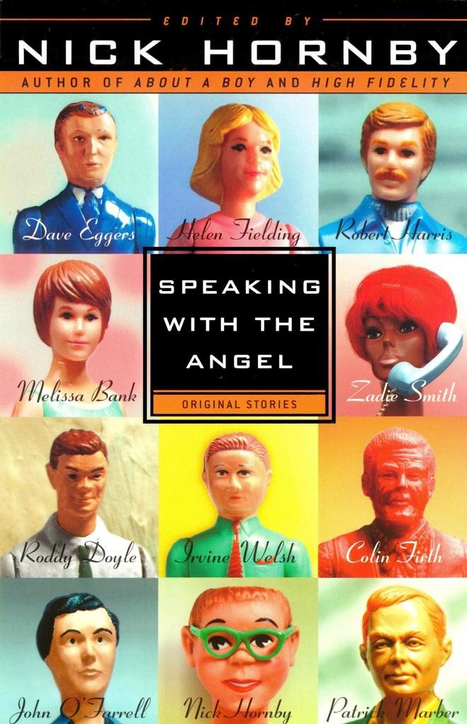Speaking with the Angel als Taschenbuch