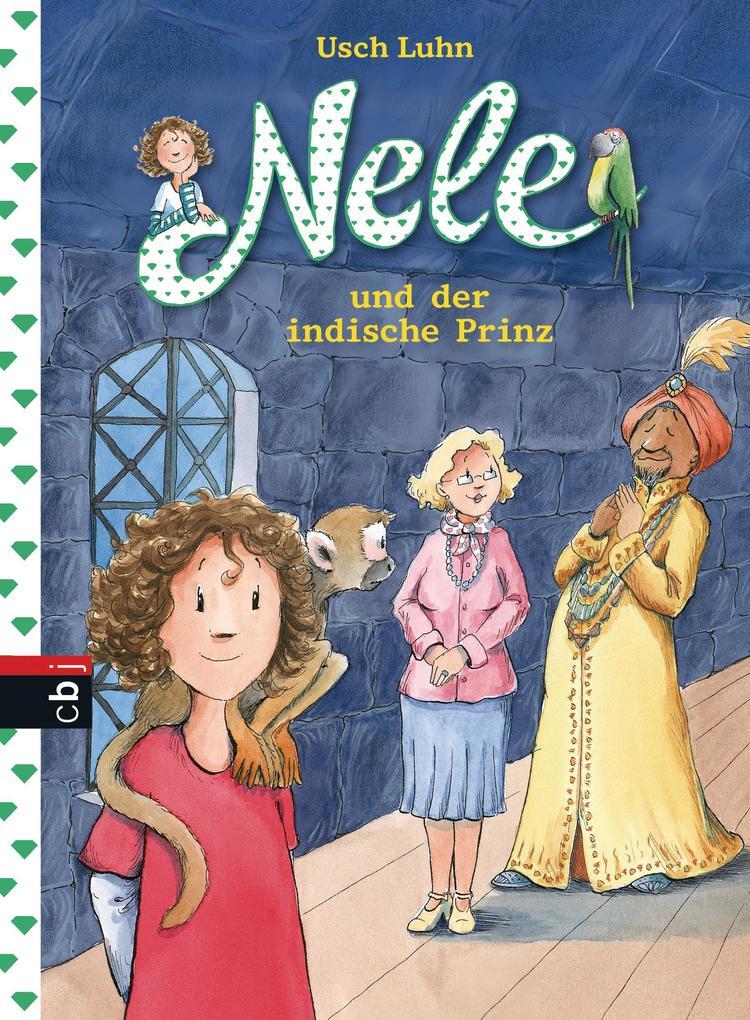 Nele und der indische Prinz als eBook von Usch Luhn