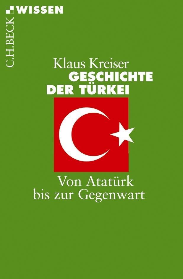 Geschichte der Türkei als Taschenbuch