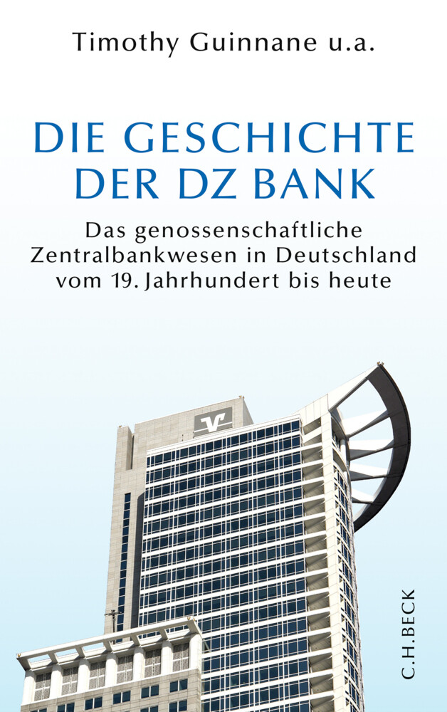 Die Geschichte der DZ BANK als Buch