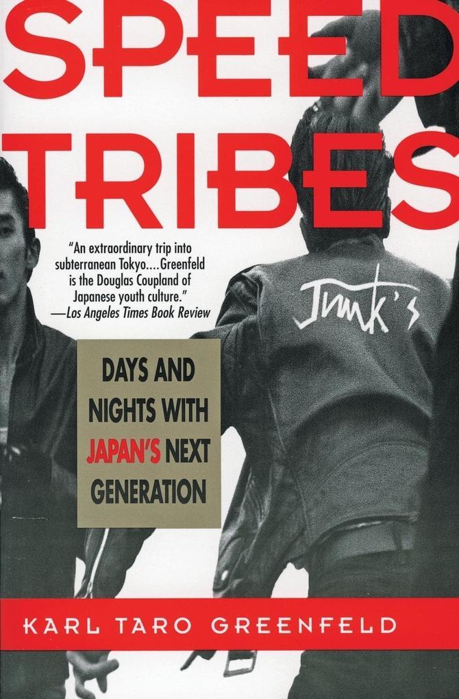 Speed Tribes als Taschenbuch