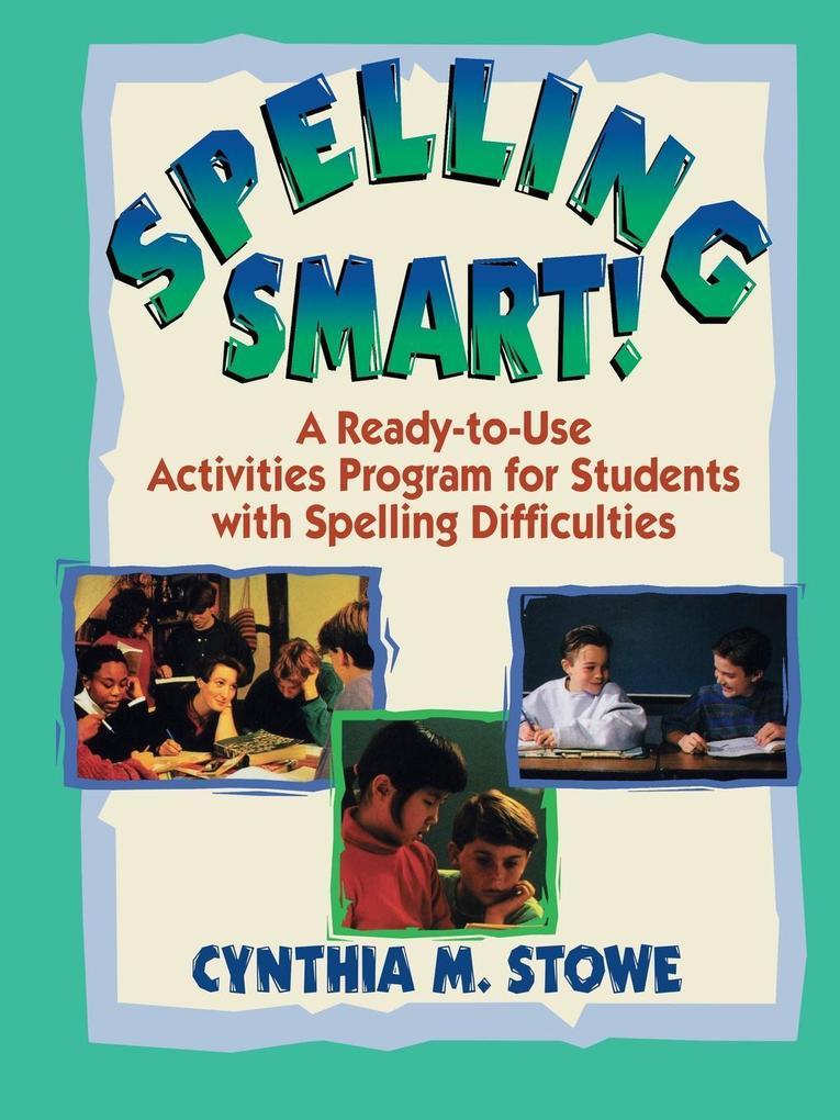 Spelling Smart! als Taschenbuch