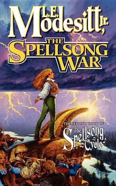 The Spellsong War: The Second Book of the Spellsong Cycle als Taschenbuch