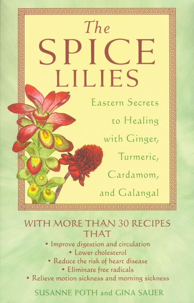 Spice Lilies als Taschenbuch