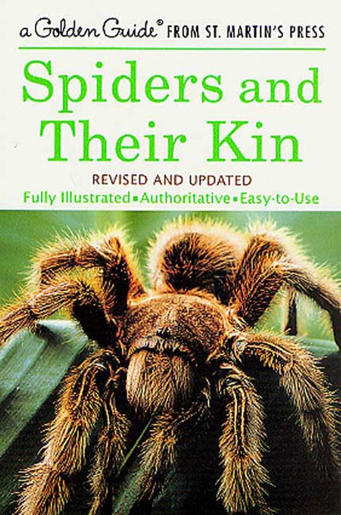 Spiders and Their Kin als Taschenbuch
