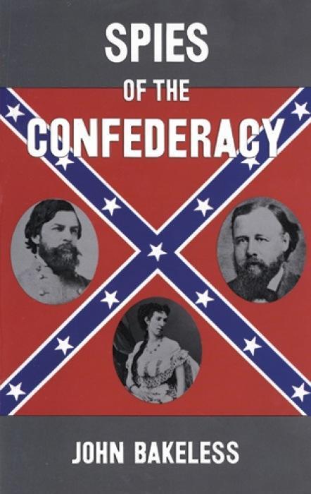 Spies of the Confederacy als Taschenbuch