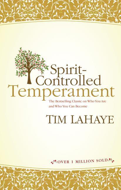 Spirit-Controlled Temperament als Taschenbuch