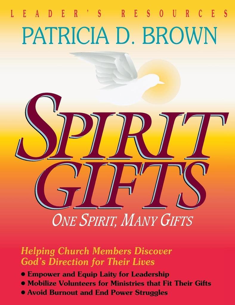 Spirit Gifts Leaders Guide als Taschenbuch