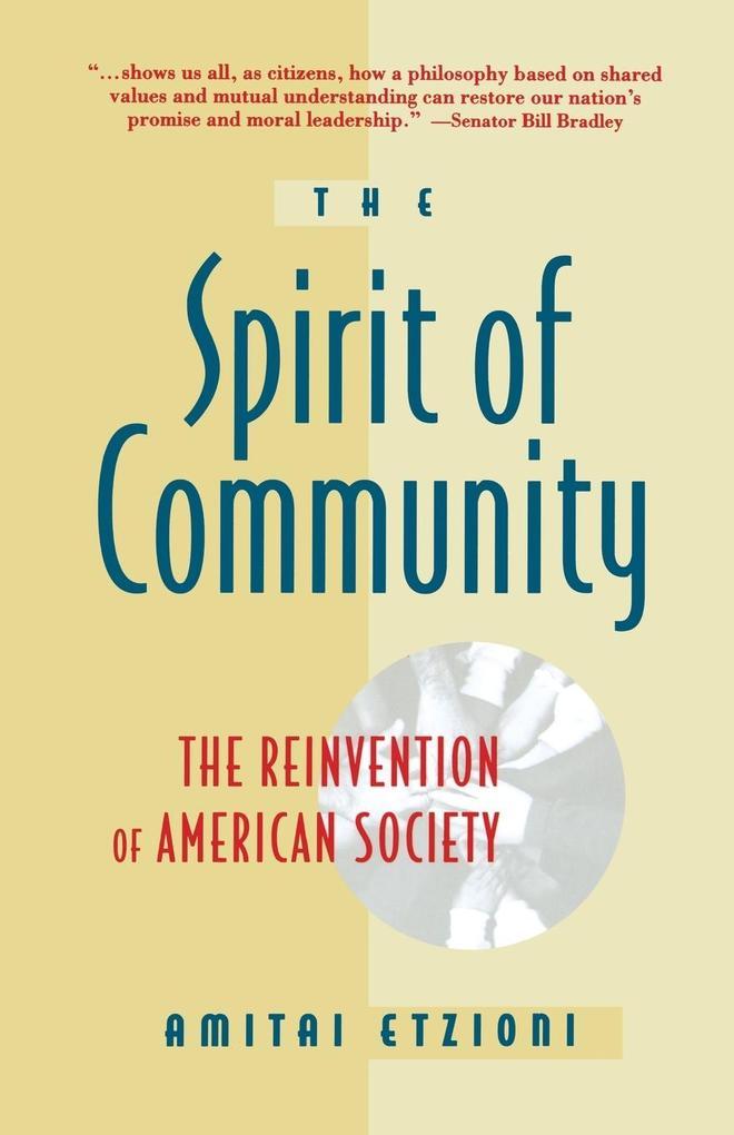 Spirit of Community als Taschenbuch