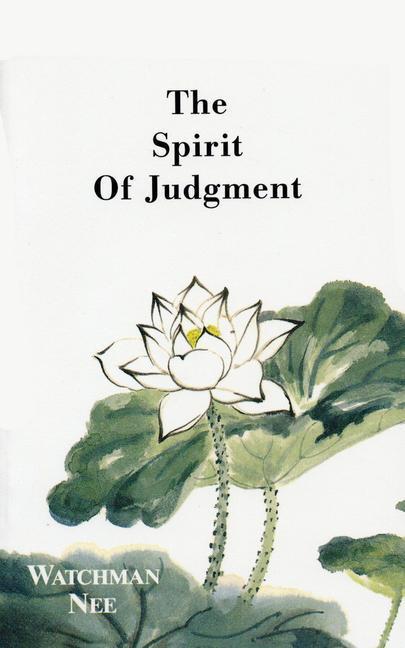 Spirit of Judgment als Taschenbuch