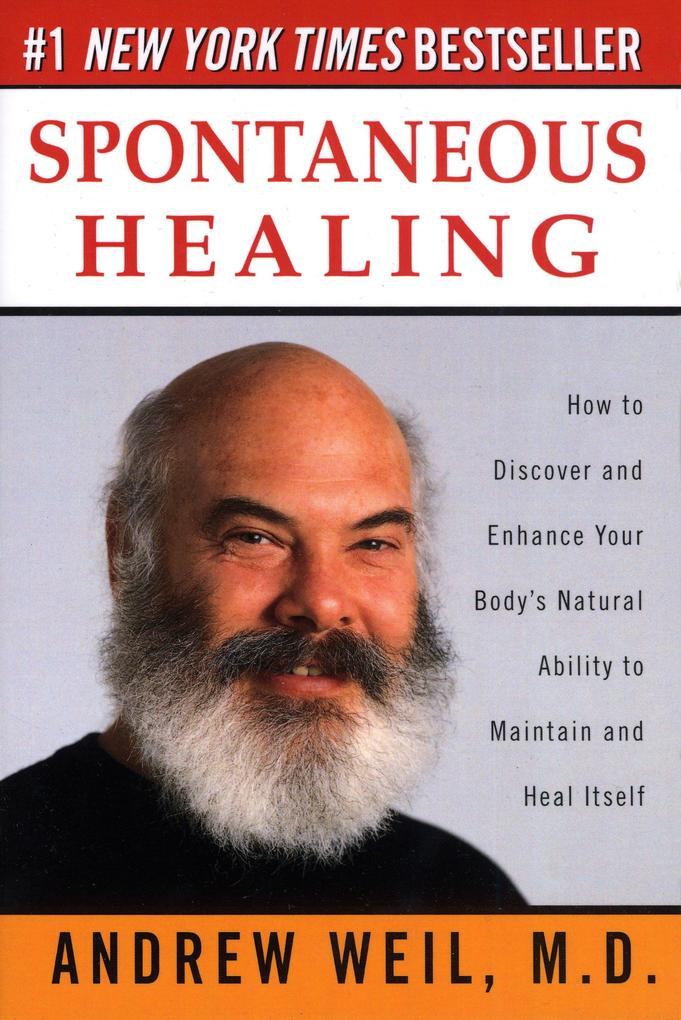 Spontaneous Healing als Taschenbuch