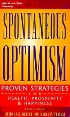 Spontaneous Optimism als Hörbuch