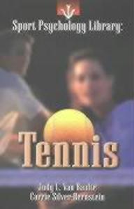 Sport Psychology Library -- Tennis als Taschenbuch