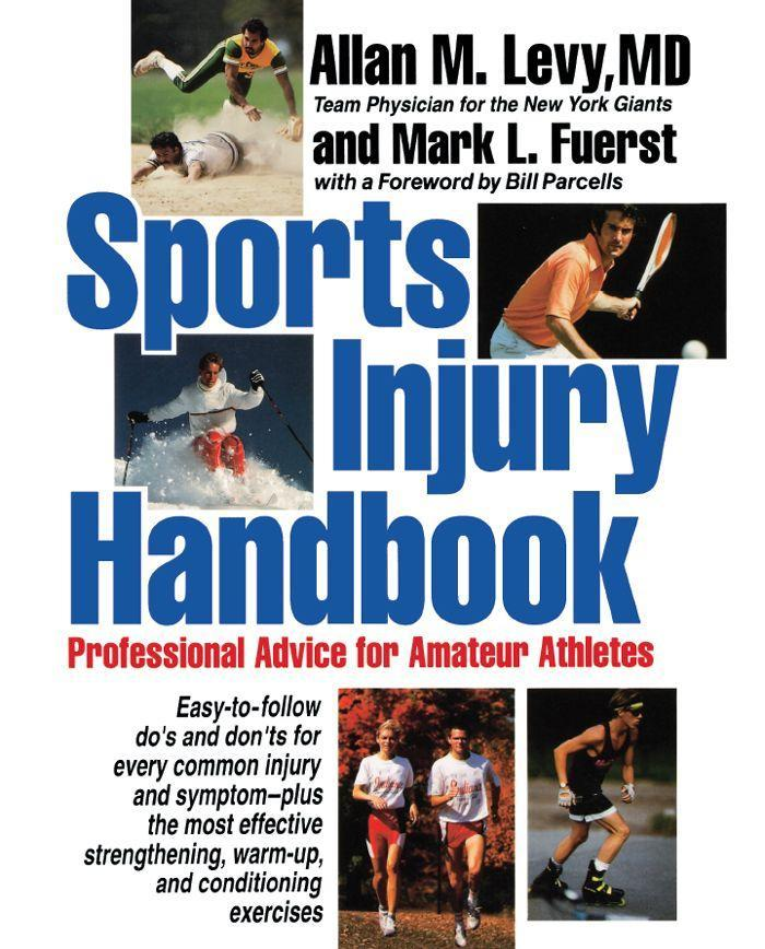 Sports Injury Handbook: Professional Advice for Amateur Athletes als Taschenbuch