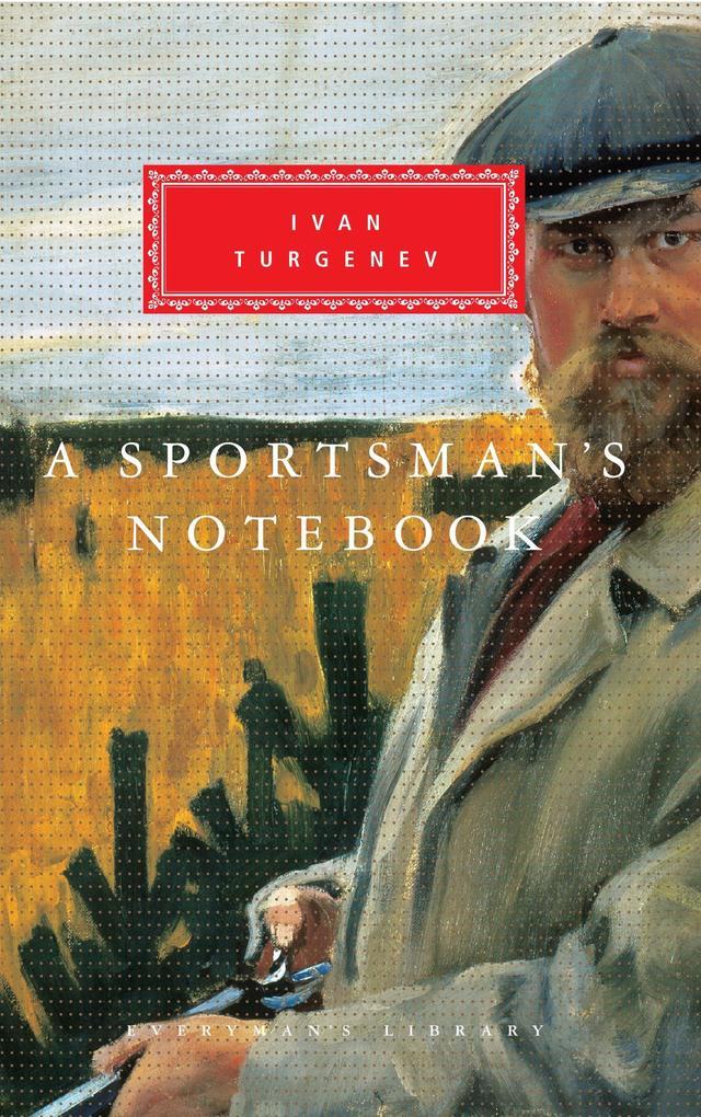 A Sportsman's Notebook als Buch