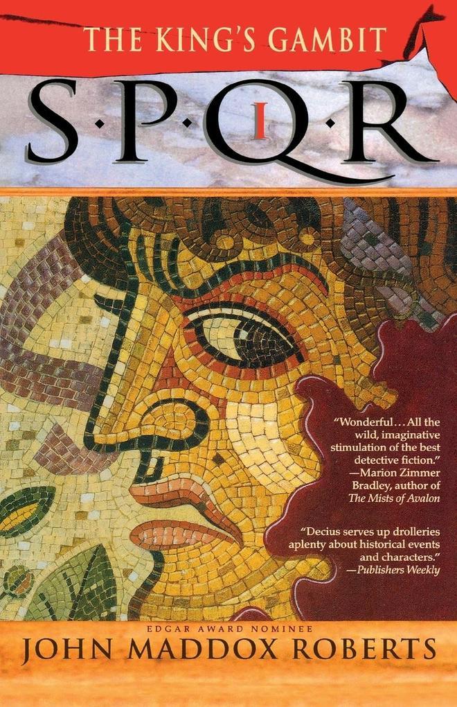 SPQR I als Buch