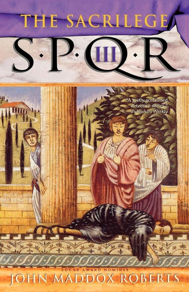 Spqr III als Buch