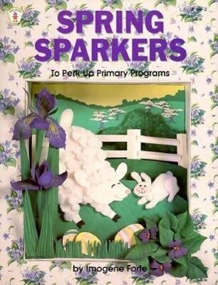 Spring Sparkers als Taschenbuch