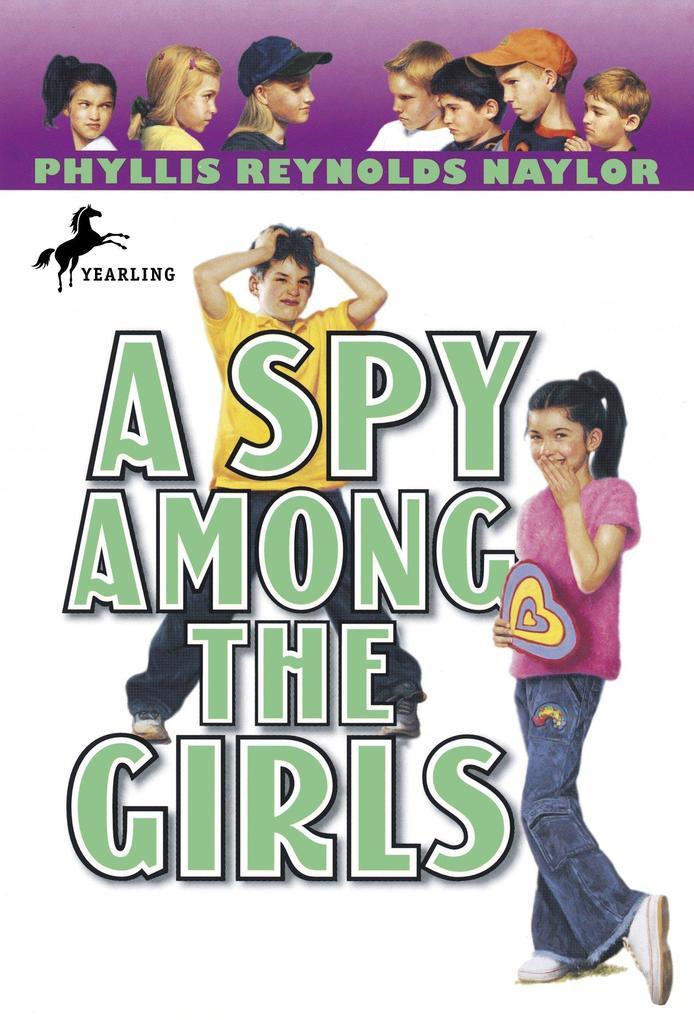 A Spy Among the Girls als Taschenbuch