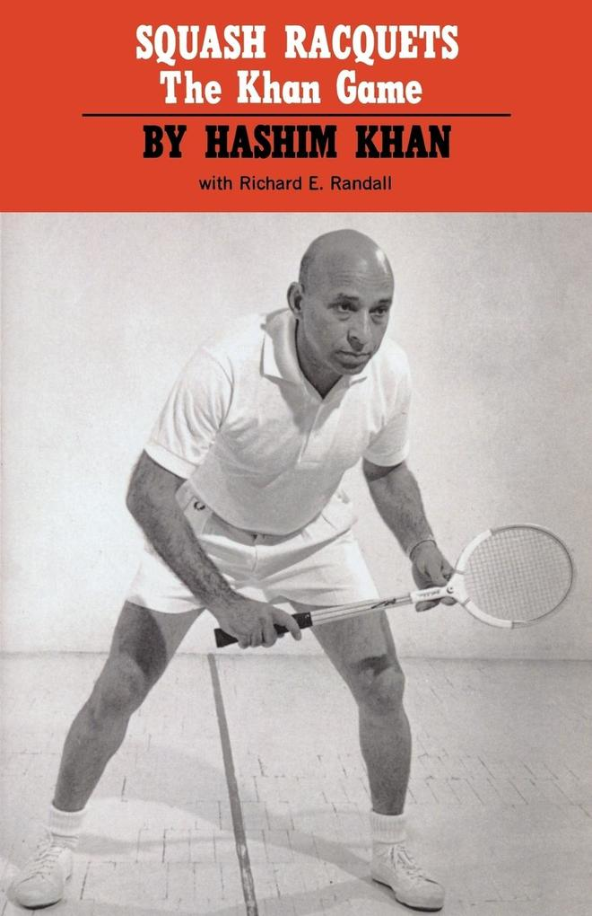 Squash Racquets als Taschenbuch