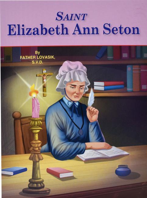 Saint Elizabeth Ann Seton als Taschenbuch