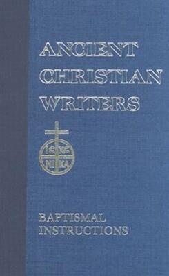 Baptismal Instructions als Taschenbuch