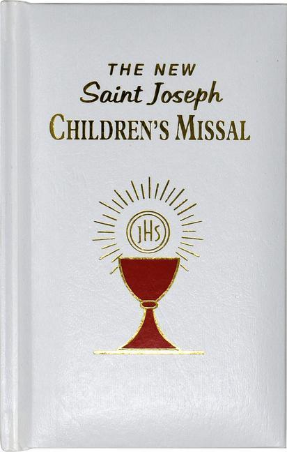 New Saint Joseph Children's Missal als Buch