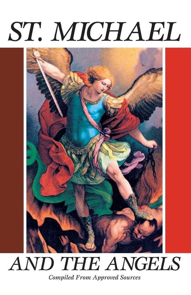 St. Michael and the Angels als Buch