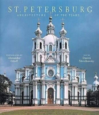 St. Petersburg als Buch