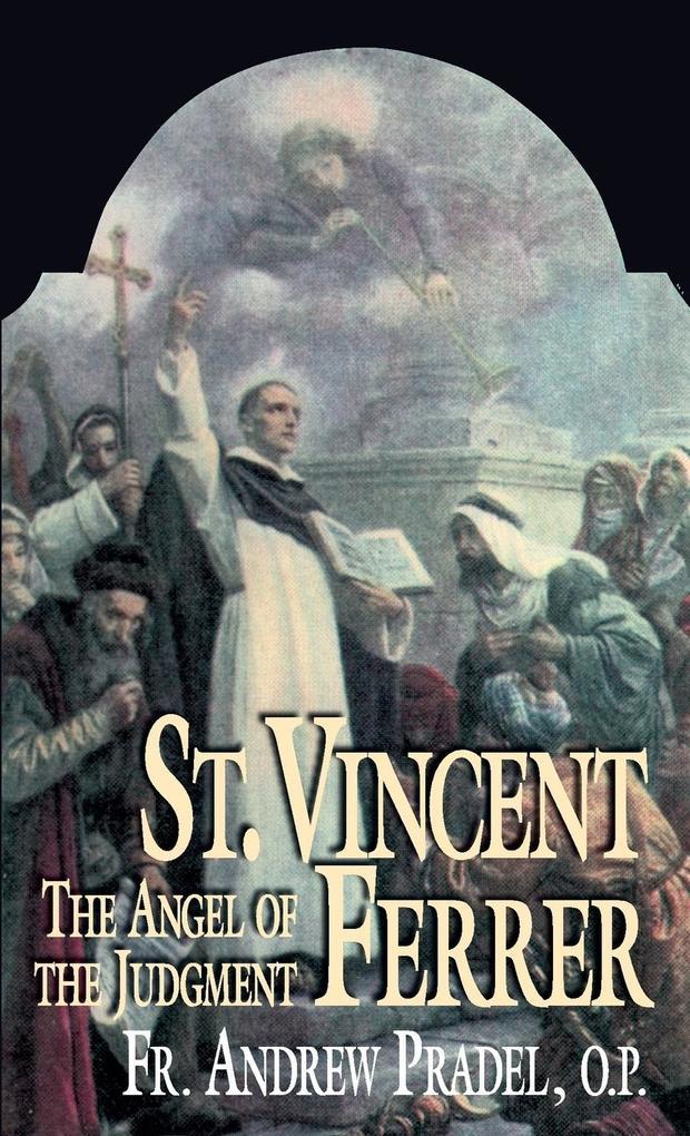 St. Vincent Ferrer als Buch