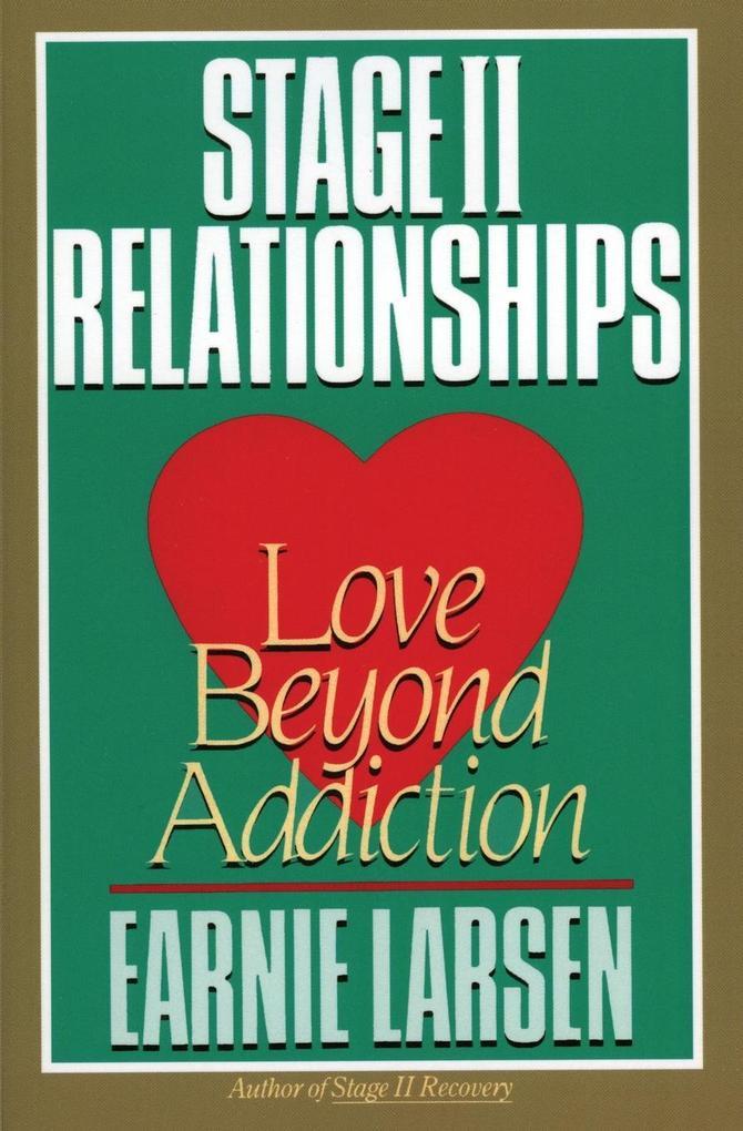 Stage II Relationships als Taschenbuch