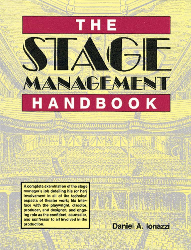 The Stage Management Handbook als Taschenbuch