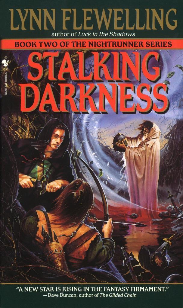 The Nightrunner 02. Stalking Darkness als Taschenbuch