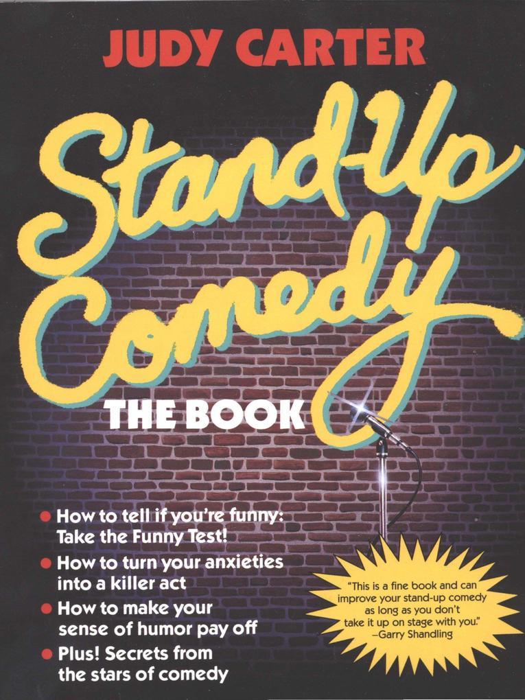 Stand-Up Comedy: The Book als Taschenbuch