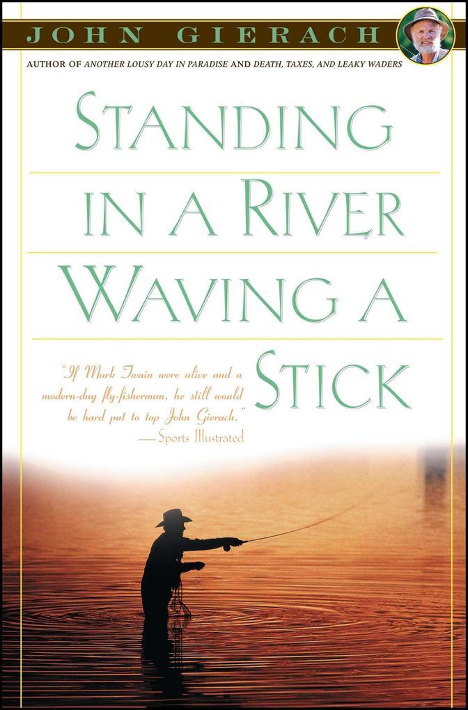 Standing in a River Waving a Stick als Taschenbuch