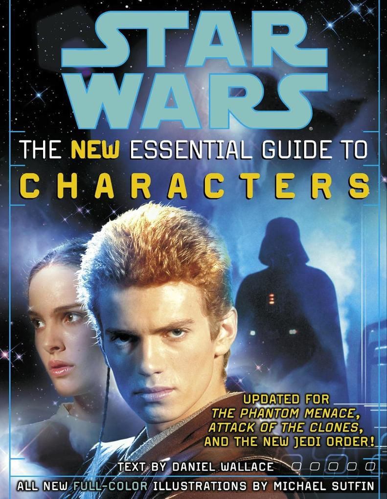 The Essential Guide to Characters, Revised Edition: Star Wars als Taschenbuch