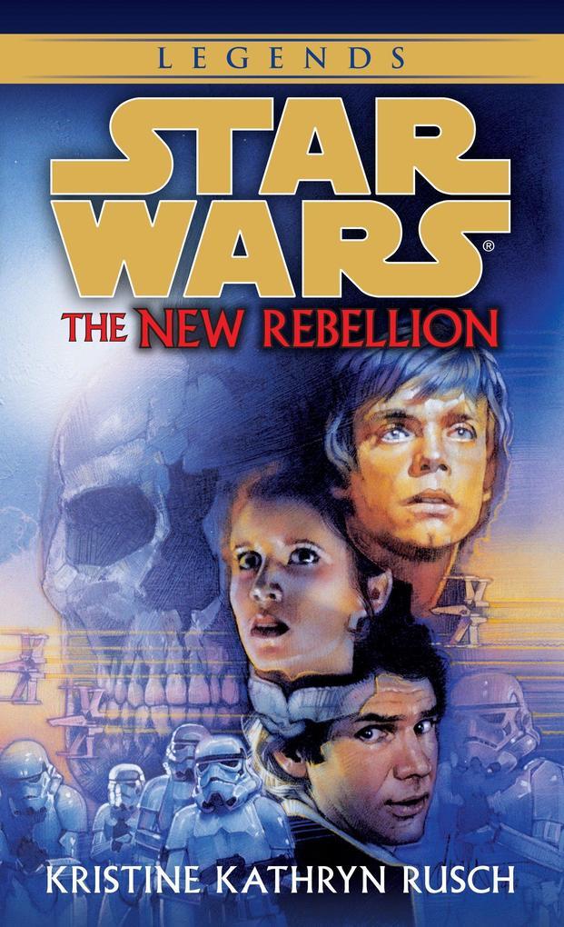 The New Rebellion als Taschenbuch
