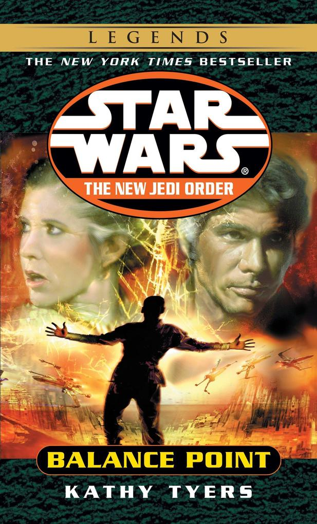 Balance Point: Star Wars Legends (the New Jedi Order) als Taschenbuch