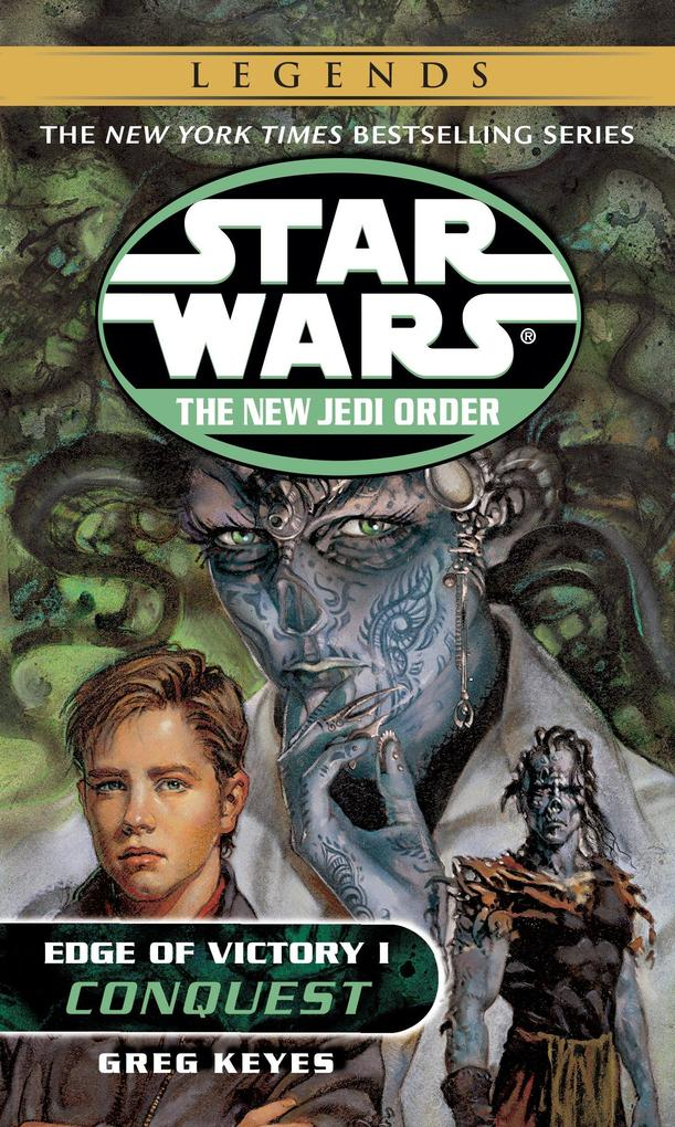 Conquest: Star Wars Legends (the New Jedi Order: Edge of Victory, Book I) als Taschenbuch