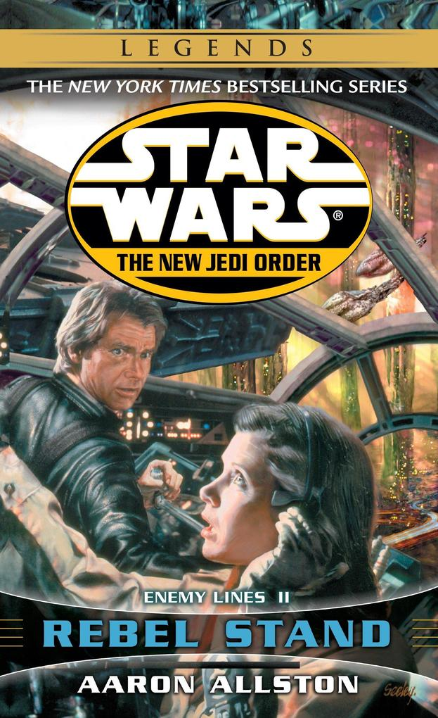 Rebel Stand: Star Wars Legends (the New Jedi Order): Enemy Lines II als Taschenbuch