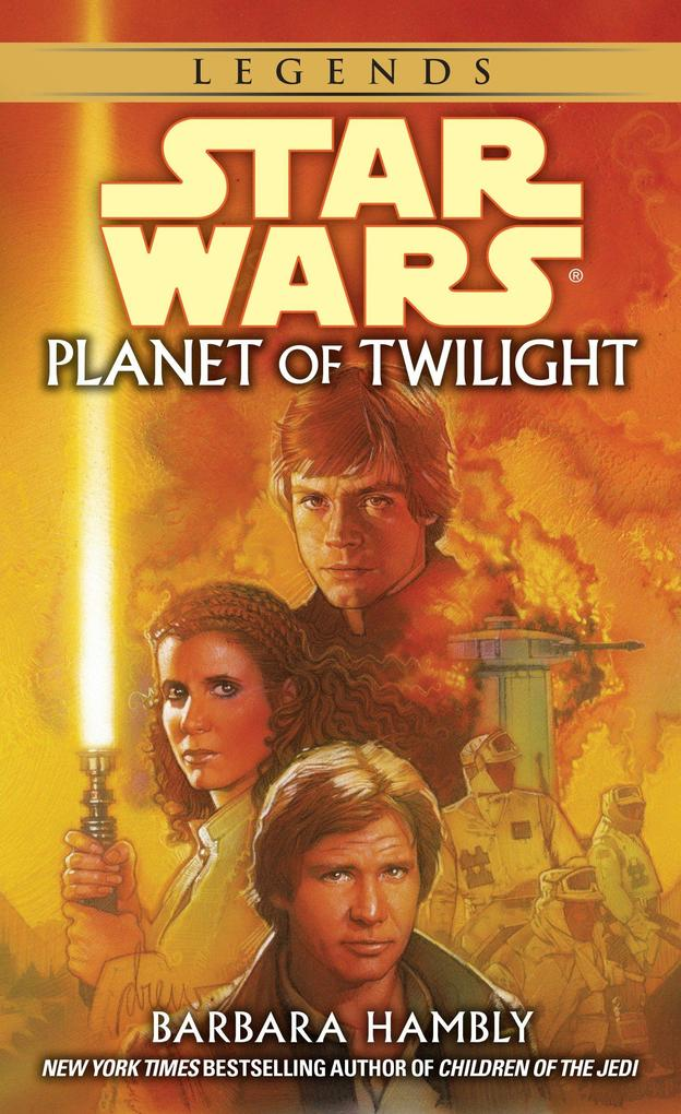 Planet of Twilight: Star Wars Legends als Taschenbuch