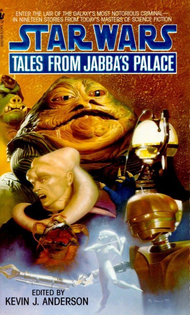 Tales from Jabba's Palace: Star Wars Legends als Taschenbuch