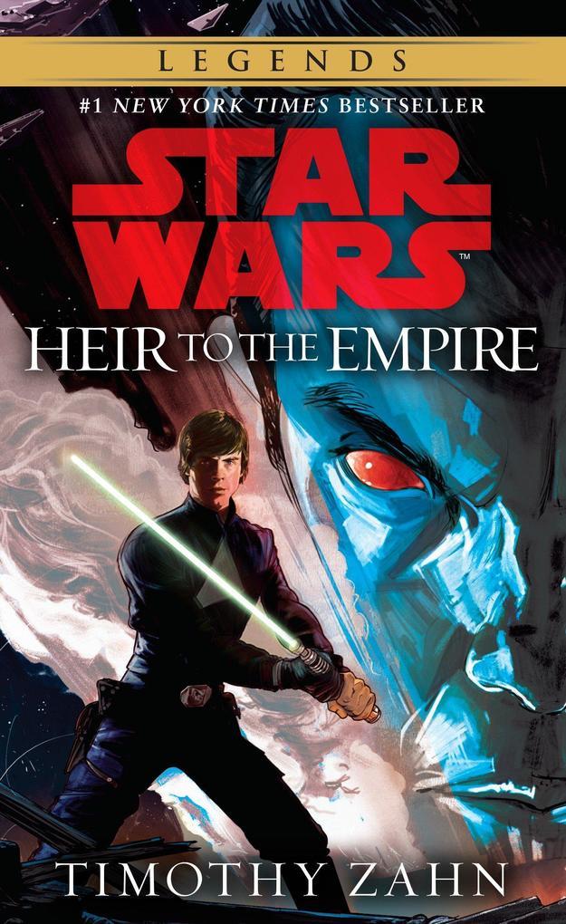 Heir to the Empire als Taschenbuch