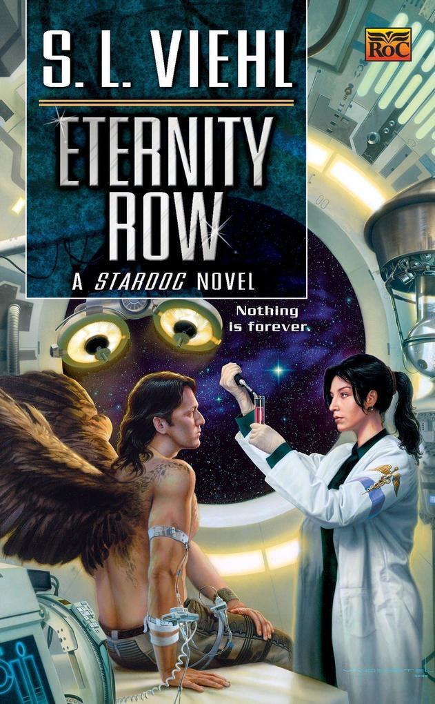 Eternity Row: A Stardoc Novel als Taschenbuch