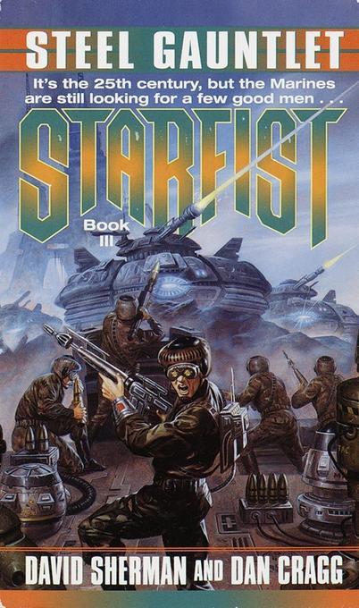 Starfist: Steel Gauntlet als Taschenbuch
