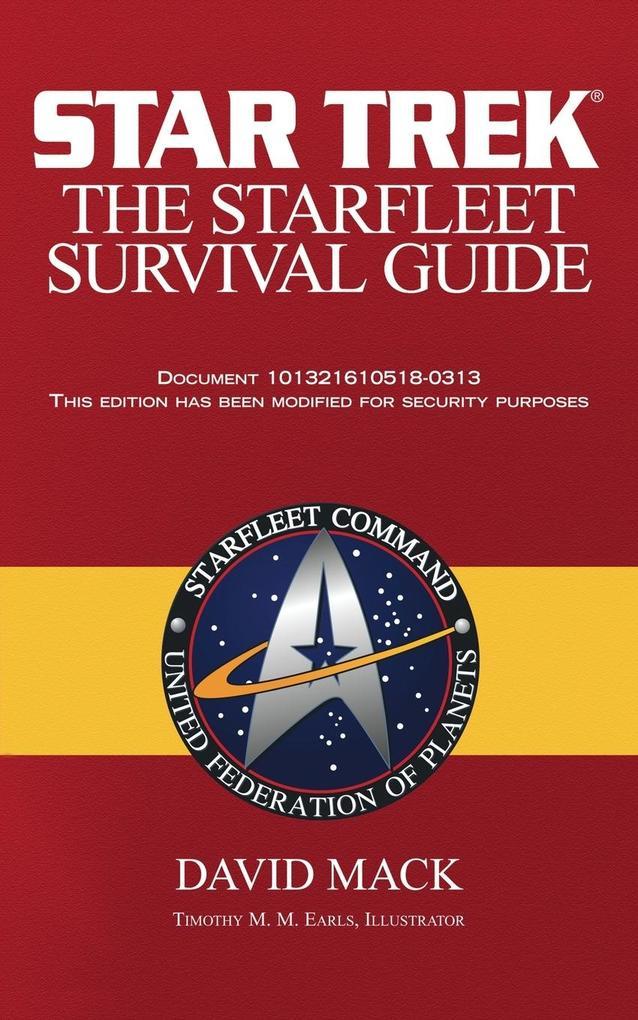 The Star Trek als Buch