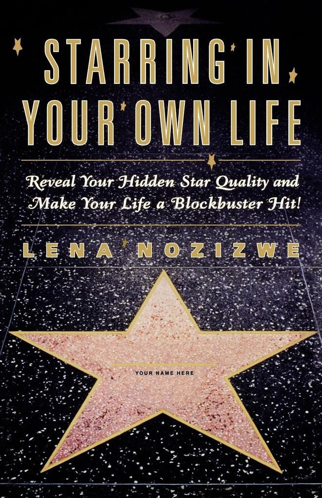 Starring in Your Own Life als Taschenbuch